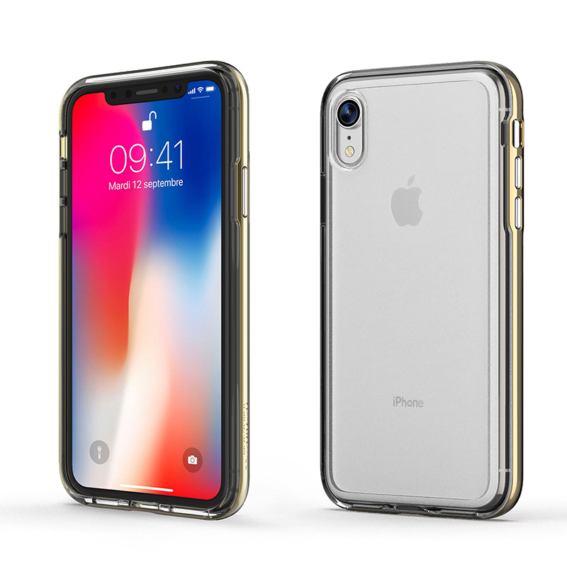 INO ACHROME SHIELD CASE for iPhone XR