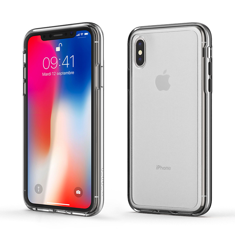 INO ACHROME SHIELD CASE for iPhone XS Max