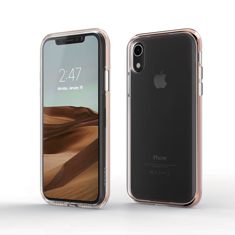 INO LINE INFINITY CLEAR CASE for iPhone XR