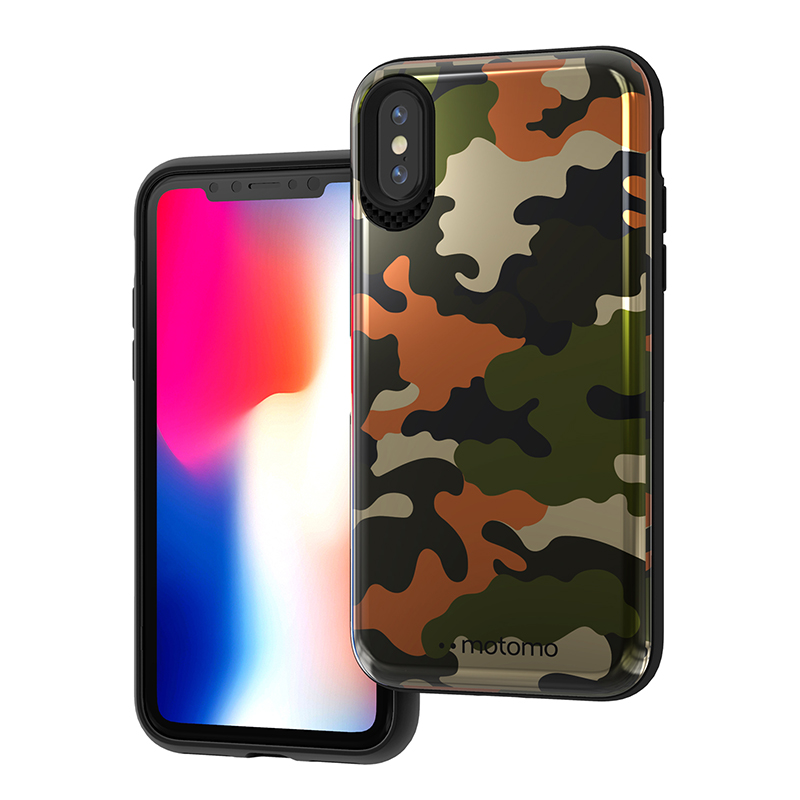 INO ACHROME SHIELD Case for iPhone X